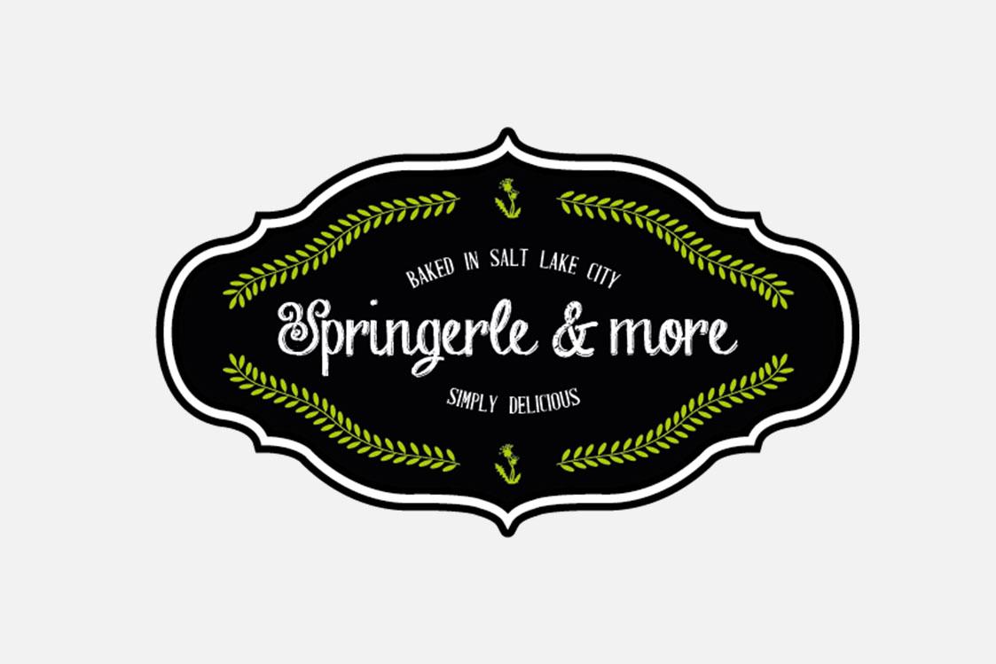Springerle & more Logo